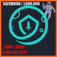 🚀🌠✨ 1,000,000 SafeMoon | Mining Contract | Get 1 Million SAFEMOON