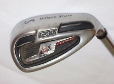Wilson Staff Di-11 55 Degree Sand Wedge avec SL 95 Uniflex Acier Arbre