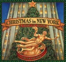 Christmas in New York POP UP BOOK by Chuck Fischer (2005 Hardcover) Collectible