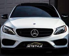 MERCEDES BENZ 2005-2013 LED EMBLEM FRONT GRILL WHITE LIGHT CAR STAR LOGO BADGE