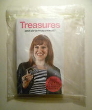 TREASURES WHAT DO WE TREASURE MOST * SCOTTISH BOOK TRUST * PAPERBACK * 2013