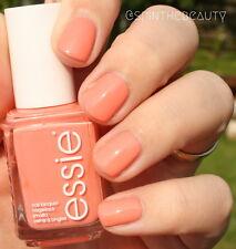 NEW! Essie nail polish lacquer in PEACH SIDE BABE ~ Sun-ripe peach