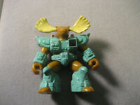 Vintage Battle Beasts Major Moose #33 1987 With Rub