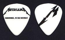 Metallica Hardwired...To Self-Destruct White Promotional Guitar Pick - 2017