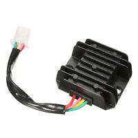 Universal 12V 4 Kabel Spannung Regler Gleichrichter Für Motorrad Quad Scooter (