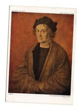 Albrecht Durer - The Painter's Father - National Gallery Art Postcard