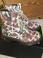 Doc Martens Limited Edition Anarchy 1460 8 Hole Uk4/37 VGC