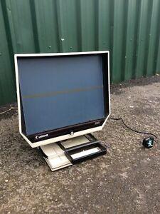 Canon 100 Microfiche Reader