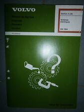 Volvo 940 1994 : schémas électriques