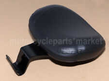 Motorcycle Driver Rider Seat Backrest Back Rest for Honda VTX1300 Black