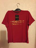 Ann Summers Womens Xmas T-Shirt Red Stocking Filler Gift 10 12 14 16 18 20 22 24