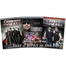Counting Cars: TV Series Complete Seasons 1-2 DVD Box Sets + Bonus Features NEW!