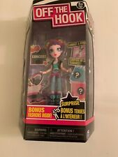 ALEXIS Concert Style Off The Hook Doll Figure With Bonus Fashion Surprise New