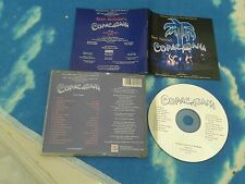 BARRY MANILOW/COPACABANA : ORIGINAL LONDON CAST RECORDING UK CD MUSICAL