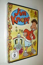 JIM KNOPF 1 ZEICHENTRICK DVD SPIELDAUER 230 MINUTEN NEU & ORIGINAL VERPACKT
