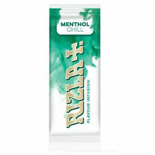 Genuine  25X Rizla Flavour Cards Card Infusions of Menthol Chill Fast Dispatch