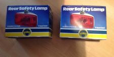 Pair Rear Car Auto Safety Lights By Ring. 21w