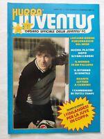 HURRA' JUVENTUS N. 2 FEBBRAIO 1984 MICHEL PLATINI PALLONE D'ORO GENTILE CABRINI