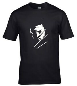 Wolverine Superhero Comic T-Shirt