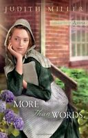More Than Words (Daughters of Amana, Book 2) by Judith Miller