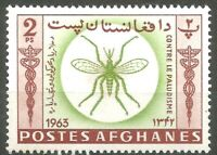 AFGHANISTAN Eradication of Malaria  YT n° 746J  Neuf ★★ Luxe / MNH  1964