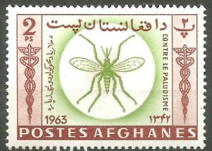 AFGHANISTAN 1964  Eradication of Malaria  YT n° 746J  Neuf ★★ Luxe / MNH