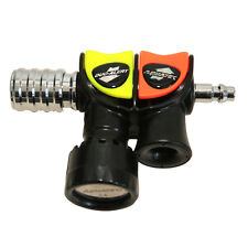 Aquatec Duo Alert Scuba Dive Dual Horn Signal Device for ScubaPro Air-2 - Type 2