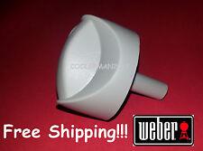 Weber Brand Grill BBQ OEM Control Knob Spirit Genesis Silver Gold Series 1 knob