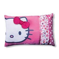 Hello Kitty Dekokissen Kuschelkissen Kissen Flora  42 x 25 cm neu