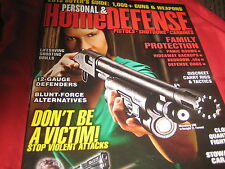Personal & Home defense #122   2013  Family protection stop invasion Gun buyers