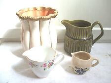 British Sadler Pottery Vases