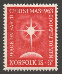 Norfolk Island (1964) - Scott # 65,   MNH