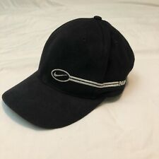 Vintage Nike Black With Embroidered Logo Hat