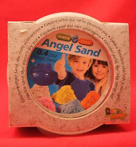 Maro Toys/ Angel Sand/ 0,4 Liter/ Magischer Sand/ 2+/ OVP/ Weiß