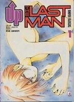manga STAR COMICS LAST MAN numero 1