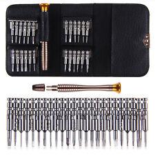 25 in 1 Mobile Phone Repair Tools Trox Screwdrivers Set Kit For iPhone PC Laptop