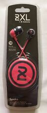 NEW! Pink Skullcandy Spoke 2XL In-Ear Headphone with Ambient Chatter Reduction