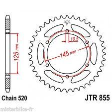 Kit chaine Pignon Couronne Super Renforcé 520  Yamaha  XJ 600 DIVERSION 91-03