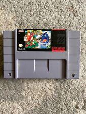 Super Mario World 2: Yoshi's Island (Snes,1995) Tested Working
