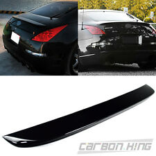 Painted  #KH3 For Nissan 350Z Z33 Convertible OE Boot Spoiler Wing 03+