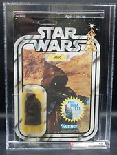 AFA 85 Star Wars JAWA action figure MOC 1978 Kenner 20 back G Boba Fett offer 12