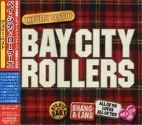 BAY CITY ROLLERS-THE VERY BEST OF BAY CITY ROLLERS-JAPAN CD F37