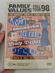 Family Values Fall Tour '98