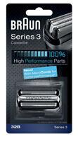 Braun Series 3 32B Cassette Foil & Cutter Pack Replacement Head