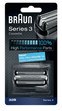 Braun Series 3 32B Cassette Foil & Cutter Pack Replacement Head