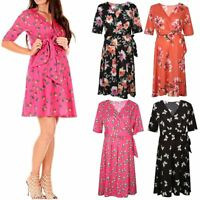 Summer Casual Short Sleeve V-neck Maternity Dress Pregnant Photography Props