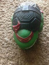 Vintage 1991 Raphael Teenage Mutant Ninja Turtle Foot ball Tmnt