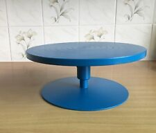 More details for vintage metal cake decoration turntable - 26cm diameter