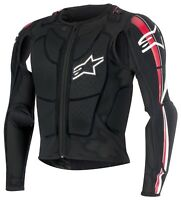 ALPINESTARS BIONIC PLUS JACKET BLACK RED WHITE TG XL