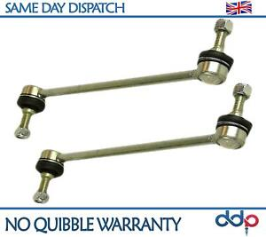 For Nissan Tiida NV200 Note Micra Front Stabiliser Anti Roll Bar Drop Links
